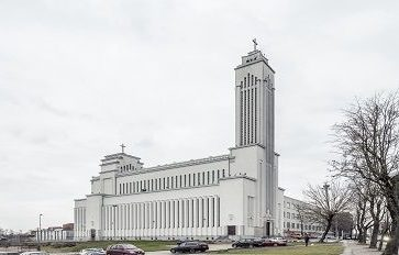 prisikelimo bazilika