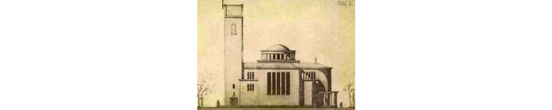pažėrų bažnyčios projektas