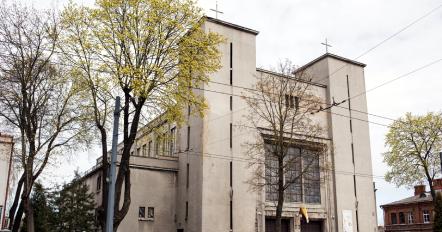 šančių bažnyčios ikonėlė