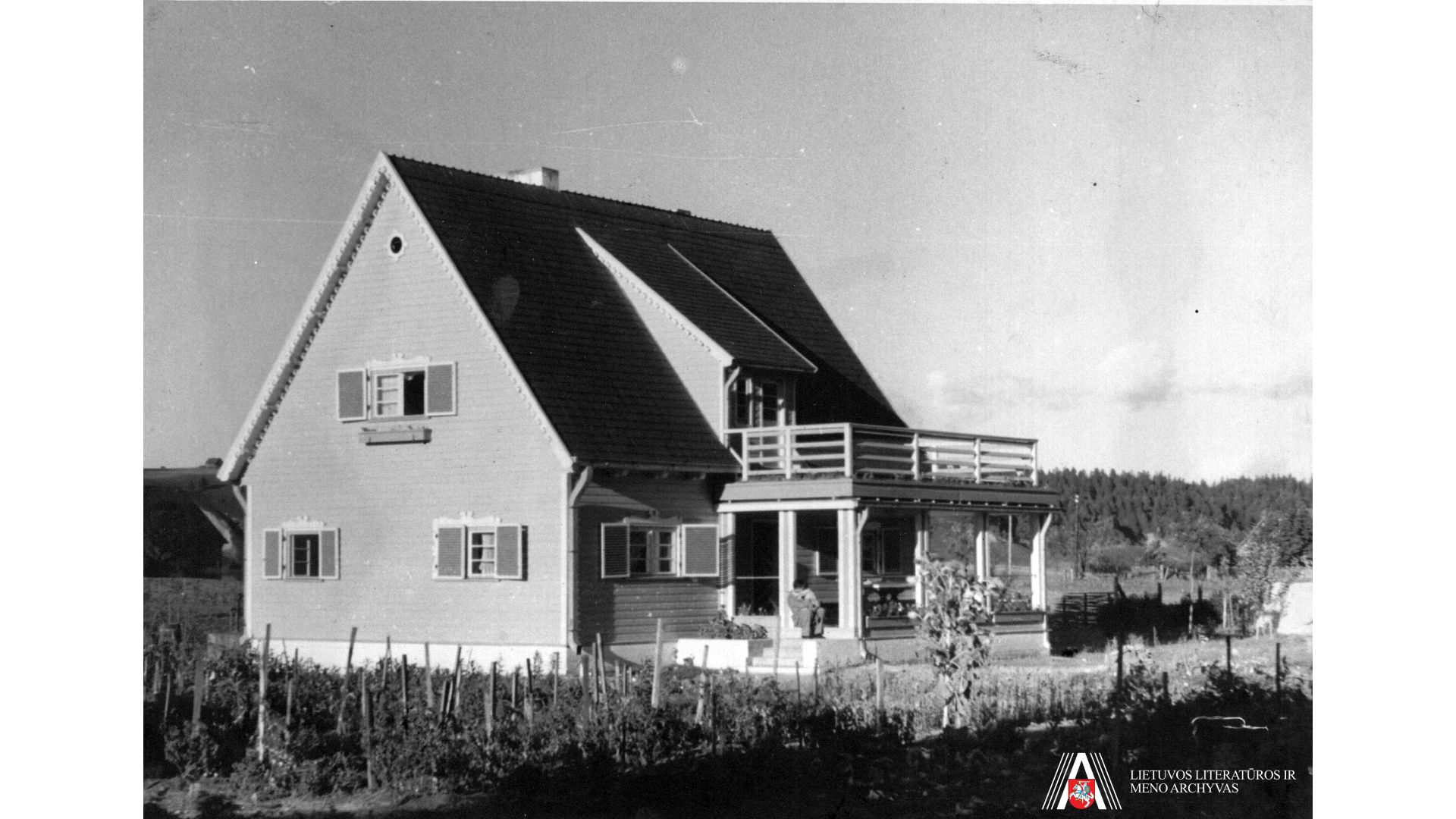 landsbergiu vila istorine