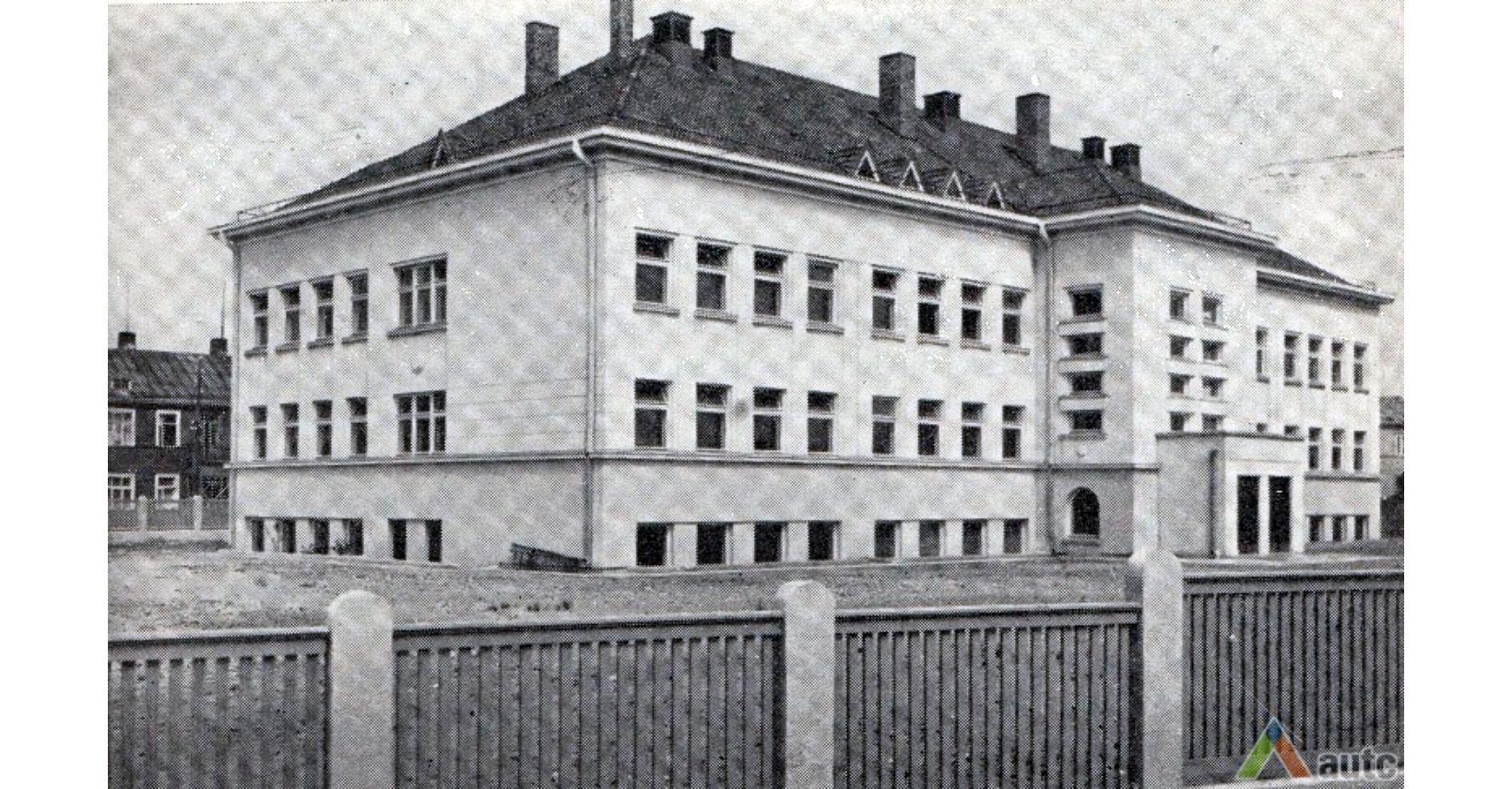 sanciu II pradzios mokykla istorine