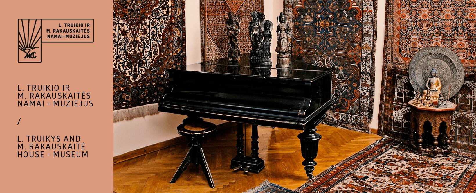 Truikio ir Rakauskaites namai -muziejus