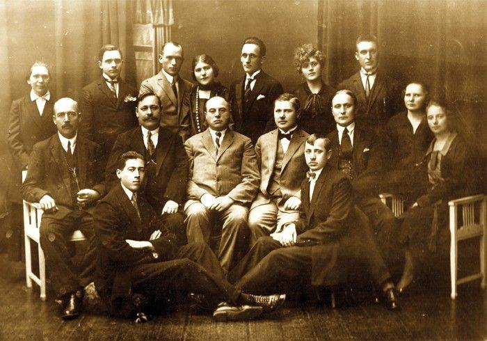 germapo administracija farmacijos muziejaus nuotrauka