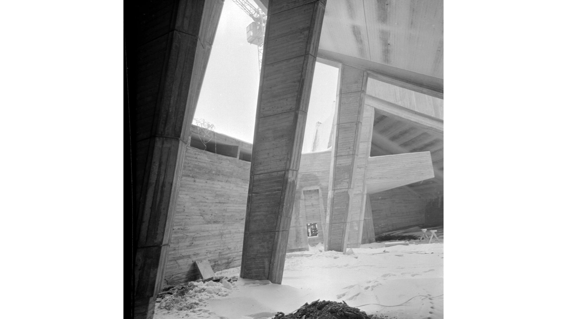 IX forto muziejaus statybos is vidaus