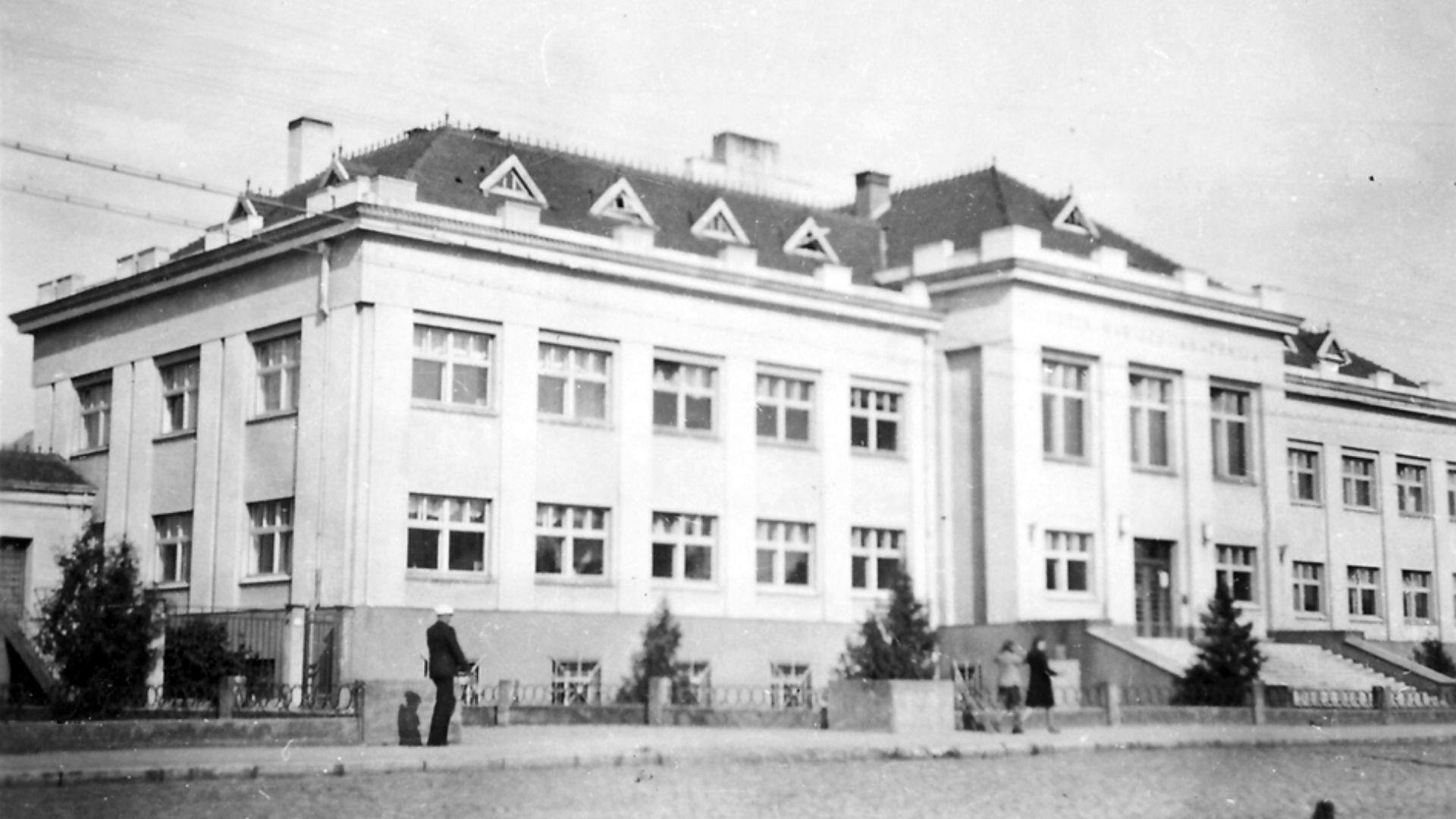 veterinarijos akademija apie 1936