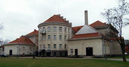 Tarpukario Kaunui būdingas mokslo kompleksų ir ansamblių kūrimas. Pirmasis tokio tipo užbaigtas ansamblis – 1930–1940 m. sukurtas Veterinarijos akademijos miestelis, susidedantis iš šešių įvairios paskirties ir dydžio pastatų ir sudarantis darnų architektūros kompleksą. Ansamblyje stovi ir vienintelė Lietuvoje skulptūra žirgui.