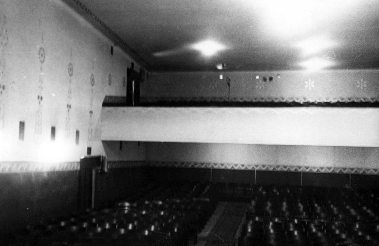 ausros kino teatro istorine interjero nuotrauka 2