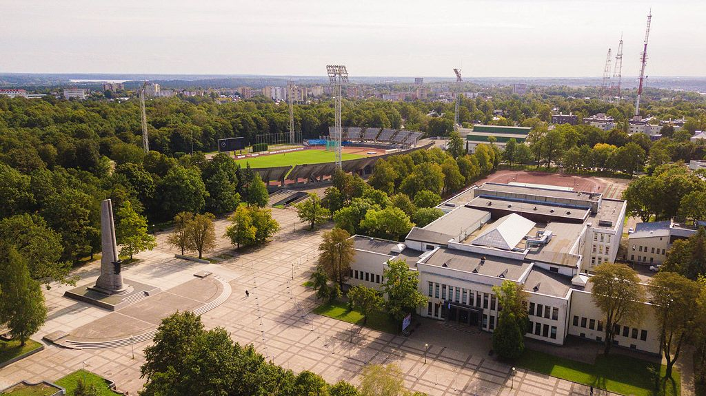 UNESCO azuolyno sporto kompleksas