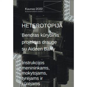 video meno projekto instrukciju knyga