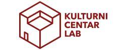 Kulturni Centar LAB_logo sumazintas