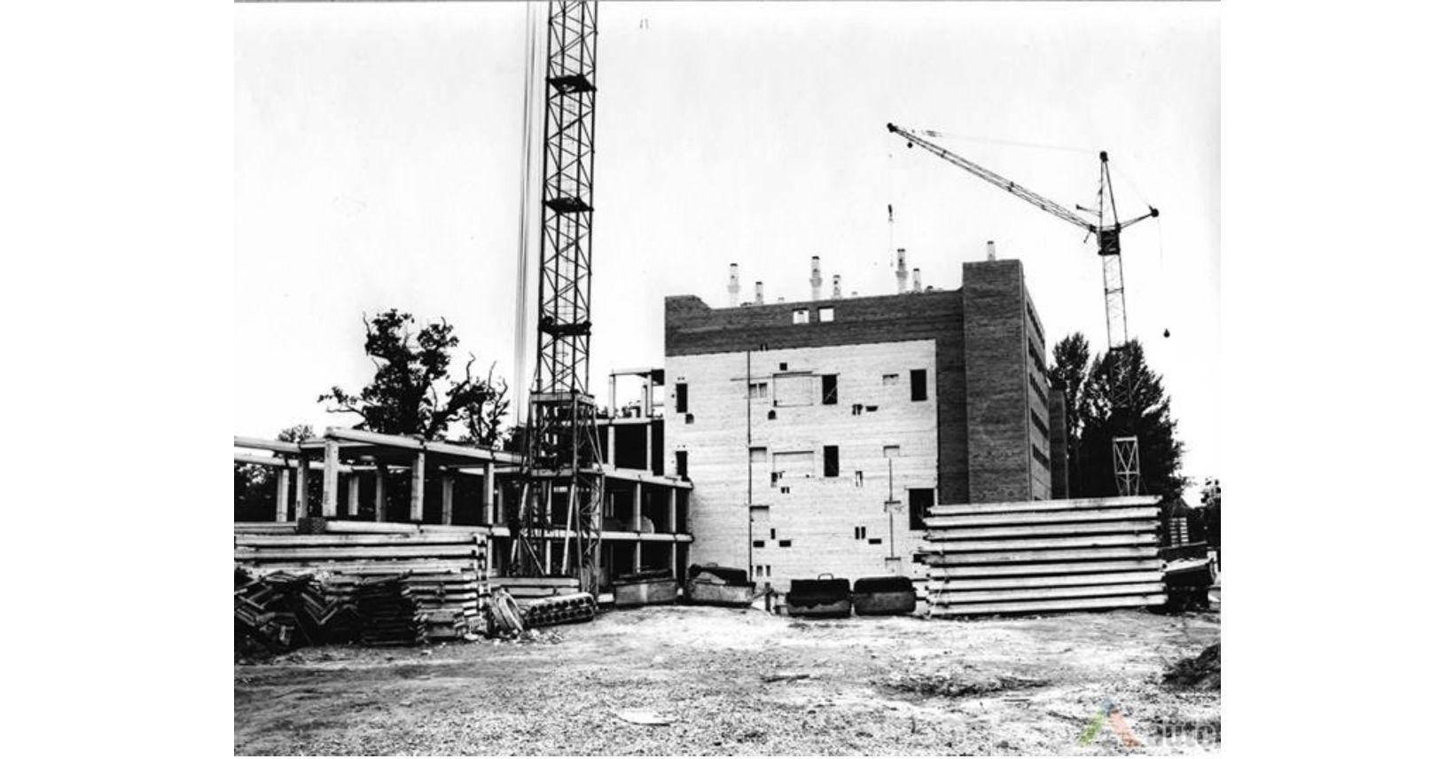 kauno apskrities viešosios bibliotekos statybos