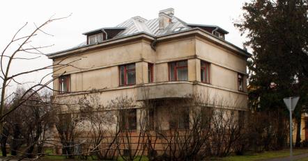 teofiliaus barisos namas vyduno al 15