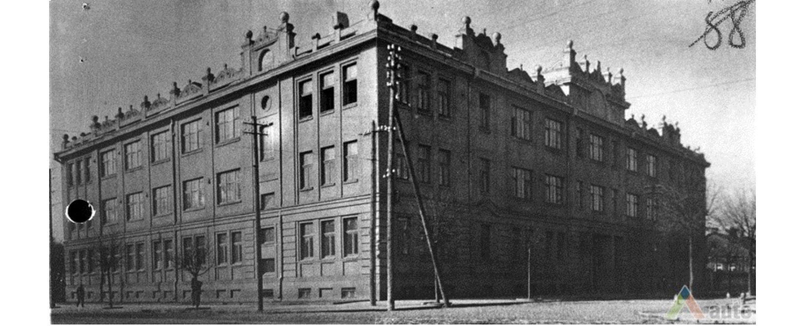 lenku gimnazija istorine