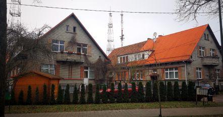 banko tarnautoju kooperatyvo namai ikonele