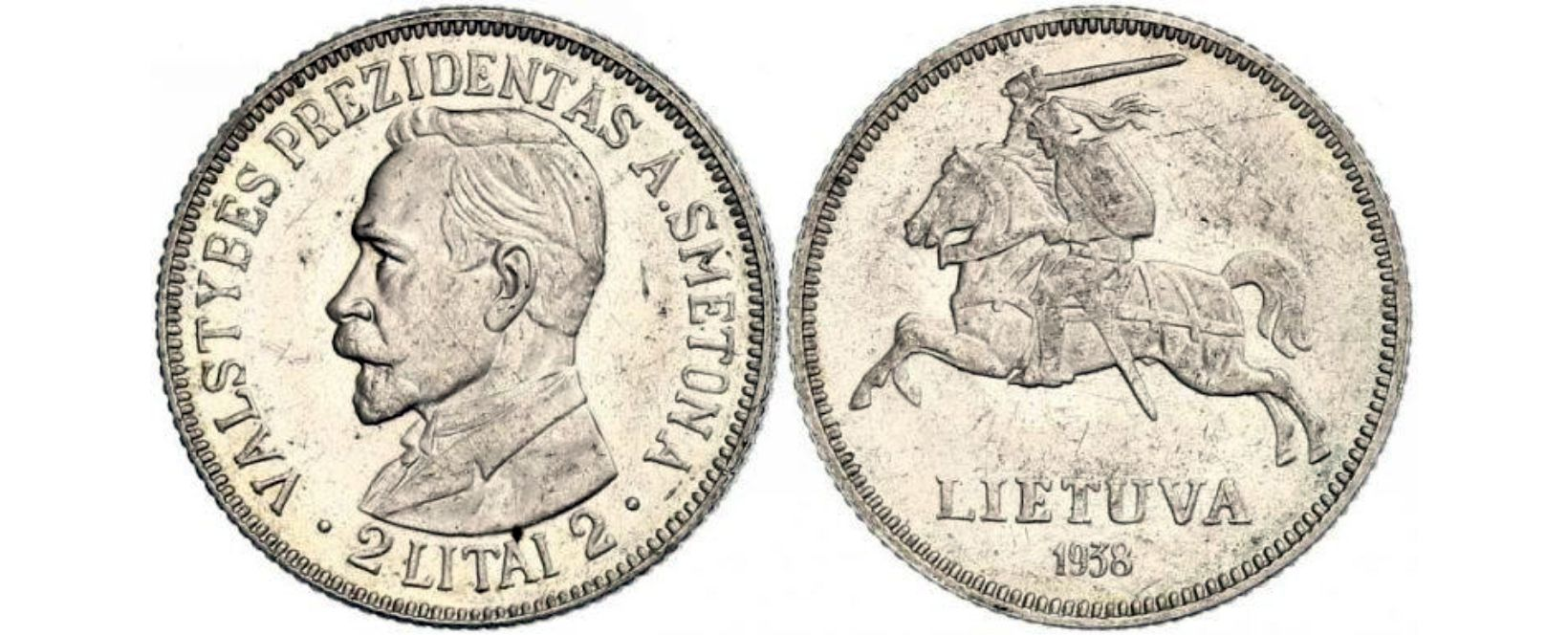 1938 metų lito menoteos